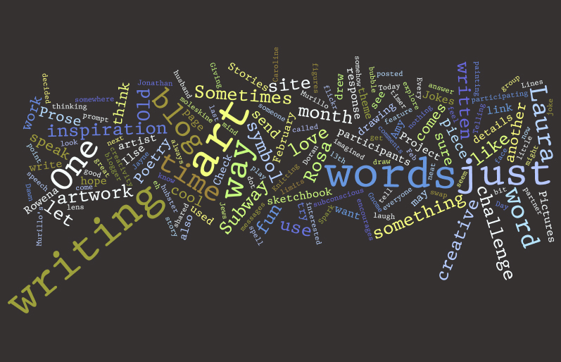 wordles creative every day