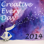 Creative Every Day Challenge 2014