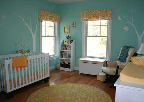 Nursery creative every day for Creative baby rooms